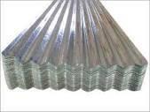 Профнастил кровельно-стеновой НС-20 оцинкованная сталь 0,4 мм, фото 1