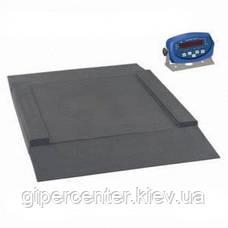 Весы наездные (с пандусом) 1250х1500 мм 4BDU600H БЮДЖЕТ (до 600 кг), фото 2