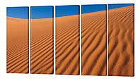 "Модульная картина ""Пески"" 150x99 см"