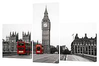 "Модульная картина ""Лондон"" 160x99 см"