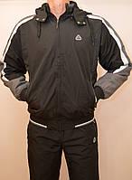 Мужской утепленный спортивный костюм SOCCER