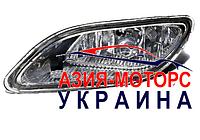 Фара противотуманная передняя (с лампочкой) левая  BYD F3 (Бид Ф3) BYDF3-4116100