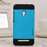 Чехол-накладка для телефона Asus ZenFone 5 A501CG (SGP Slim Armor)
