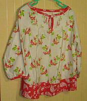 Блузка детская хлопковая Cherokee (Размер 116 см. (5-6 лет))