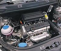 Двигун, зчеплення