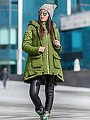 Молодіжна тепла куртка (3 кольори)