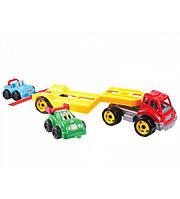Машина автовоз с машинками (3909)
