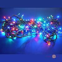 Гирлянда светодиодная 100 лампочек