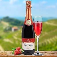 Вино игристое красное FRAGOLINO FIORELLI ROSSO 750мл (Италия)