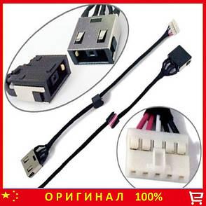Разъем гнездо кабель, шлейф LENOVO G50 G50-30 G50-45 G50-70 G50-80 G40-70 ОРИГИНАЛ! - разем, фото 2