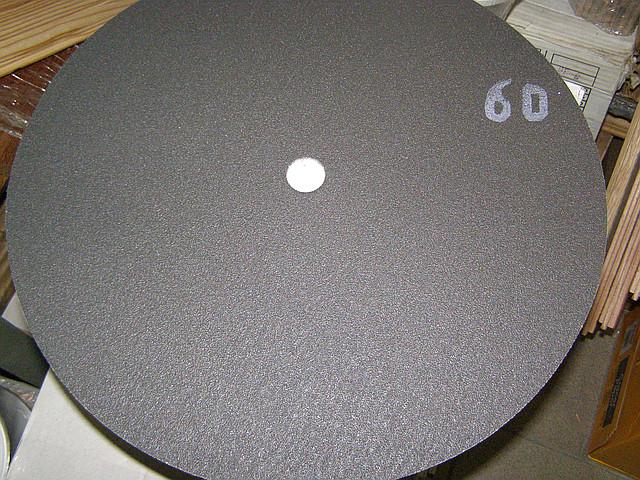 Круг абразивный двухстороний Р-60 TM LOBA
