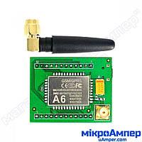 Модуль GPRS GSM A6