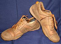 Туфли мужские Clarks. Размер 41 (UK 7G).