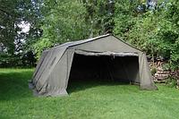 Палатка армейская полевая 5х8м 5х10м