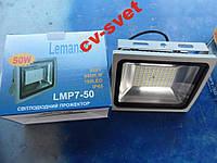 Прожектор 50w IP65 100LED LEMANSO LMP7-50, фото 1