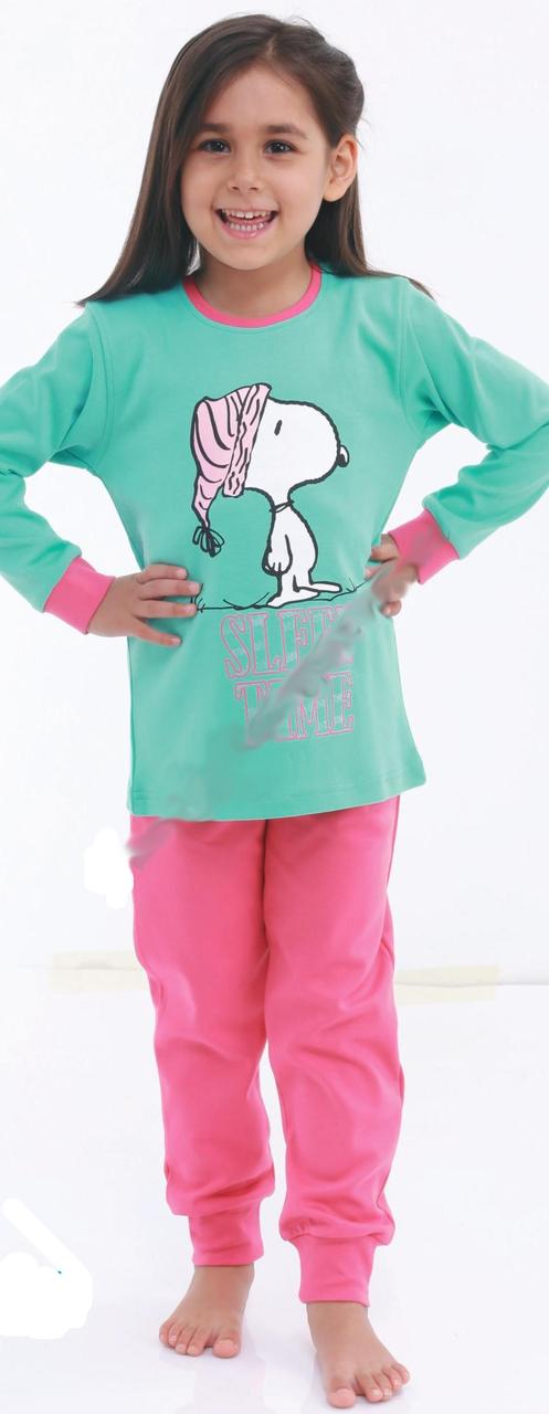 """Пижама или домашний костюм для девочки""""Слипер"""""""