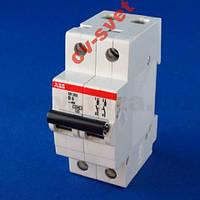 Автомат автоматический выключатель 2пол ABB 25A, фото 1