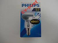Лампа рефлекторная R50 Philips 60w E14