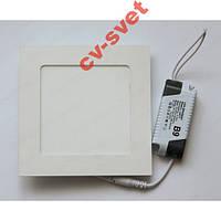 Светодиодная LED панель 9W ABS 700LM Lemanso LM473