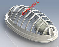 Светильник герметичный Horoz Aqua ЭКО IP65 белый, фото 1