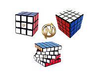 """Набор кубиков Рубика """"3+4+5"""" ShengShou (кубик-рубика)"""