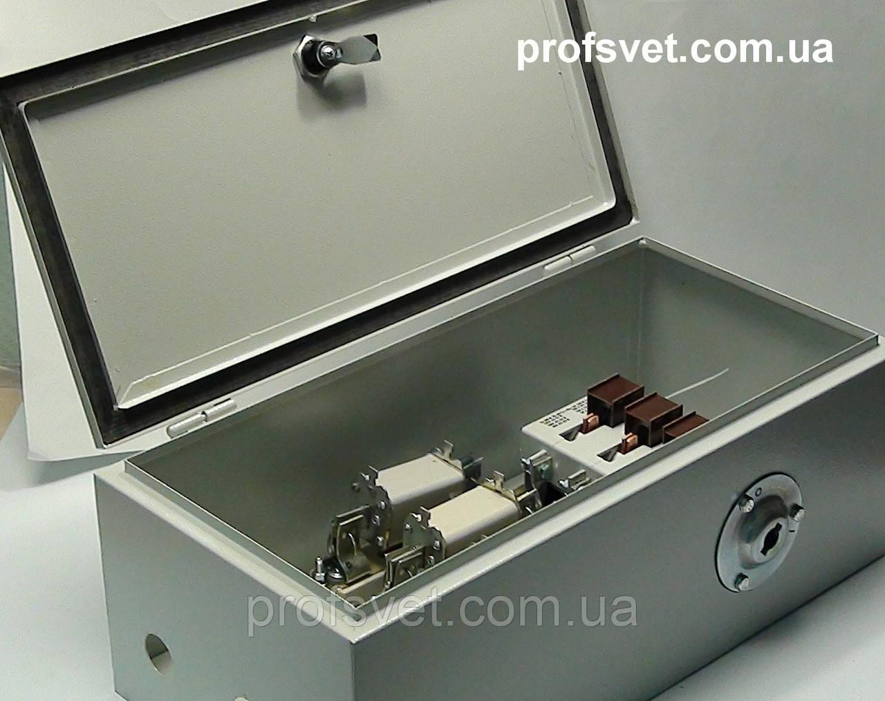 Ящик ЯРП-630А IP54 в сборе