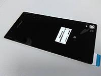 Задняя крышка Sony Xperia Z3 (D6653, D6603) (black) Original