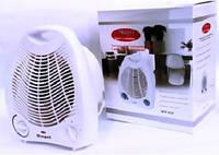 Тепловентилятор Wimpex FAN HEATER WX-424, обогреватель электрический, тепловентилятор для дома, дуйка
