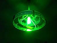Экономка цветная лампочка 15w Зеленая