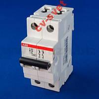 Автомат автоматический выключатель 2пол ABB 50A, фото 1