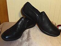 Туфли женские слипоны Clarks. Размер 39 (UK6D).