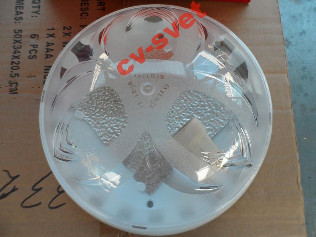 Светильник настенно-потолочный под экономку, фото 1