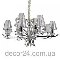 Люстра Ideal Lux EVENT SP12 CROMO