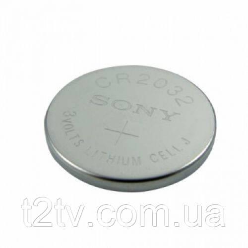 5шт Батарейка таблетка CR2032 Sony