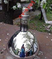 Зеркальная Лампа прожектор Металогалоген ДРИЗ 700w