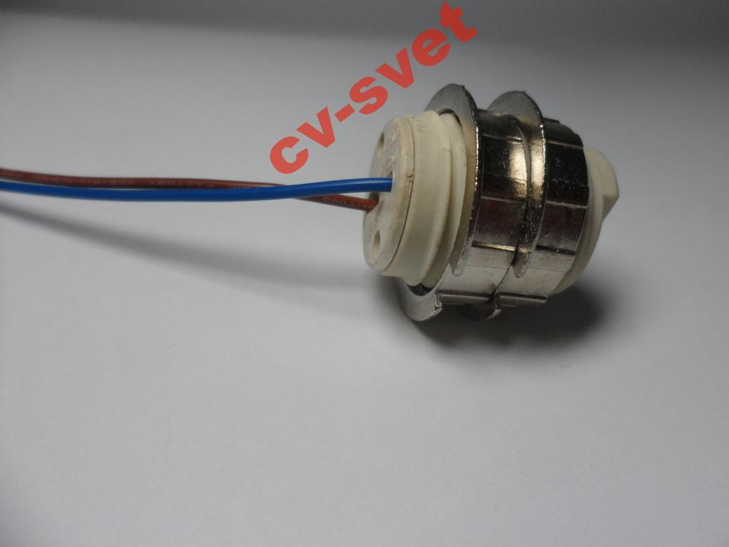 Патрон G9 керамічний для лампочки G9 кераміка