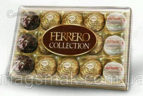 Конфеты Ferrero Rocher / Ферреро Коллекция Т15, фото 2