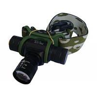 Фонарик налобный фонарь Bailong BL-6660 99000W