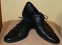 Туфли мужские кожаные. Размер 43.