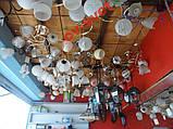 Герметичный Светильник влагозащищенный овал 100W белый, фото 6