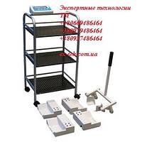 """Весы - кровать серии WPT """"Radwag"""", до 500 кг"""