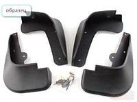 Брызговики задние NISSAN JUKE с 2011- ✓ комплект 2шт. ✓ производитель L.Locker