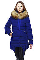 Женское пальто Терри с модным низом