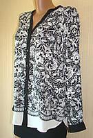 Блуза M&S Marks & Spencer (размер 46 (M, UK12))