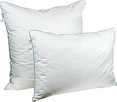 Подушка 40х60 силиконовая (ткань тик)