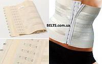 Пояс корсет утягивающий Waist Trimmer Belt (корректирующий пояс Вейст Триммер Белт), фото 1