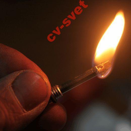 Огниво кресало зажигалка вечная спичка Брелок