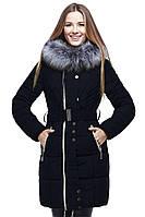 Красивенное пальто из натуральных материалов