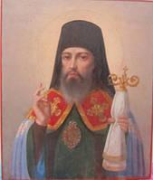 Икона Св. Тихон Задонский  Конец XIX-го века