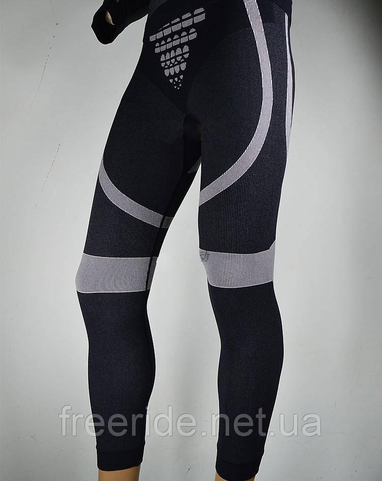 Спортивные термо штаны (L) 48 -50 с элементами компрессии